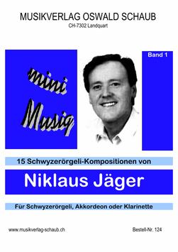 Band 1 Niklaus Jäger