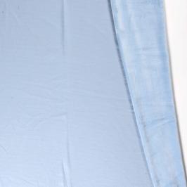 Punto sudadera con pelito interior color azul