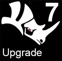 Rhino 7 Upgrade