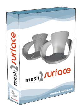 Mesh 2 Surface EDU