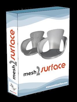 Mesh 2 Surface