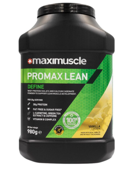 MAXISMUSCLE PROMAX LEAN POWDER 1 KG