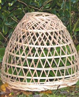 Bambus-Cloche