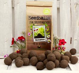 """Seedball Baukasten """"Balkongarten"""""""