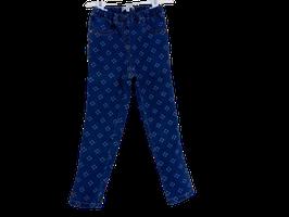 Jegging en jean 6 ans