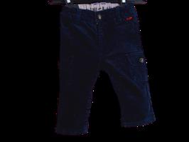 Pantalon velours 6 mois Week-end à la mer