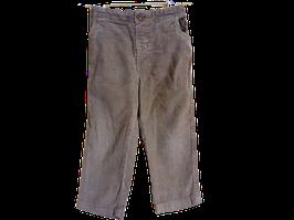 Pantalon en velours côtelé 2 ans