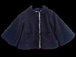 Manteau forme cape 4 ans