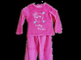 Pyjama velours 5 ans