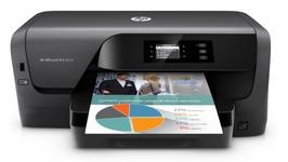 Impresora HP OfficeJet Pro 8210, 1200 x 1200 DPI, Inyección de tinta, 22 ppm, 250 hojas, 30000 páginas por mes