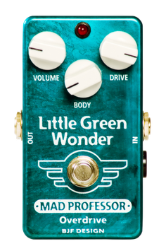 Mad Professor Little Green Wonder Factory