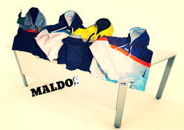 Sudaderas MALDO - Caramelo