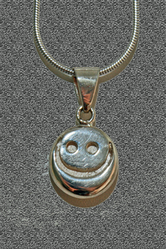 Mr. Smiles Silver Plate