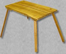 Lagertisch mit Steckbeinen
