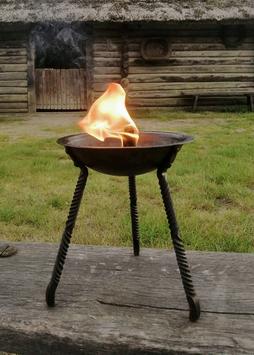 """Feuerschale """"Picolo"""""""