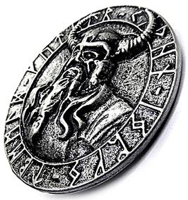 Odin Amulett