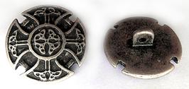 Knopf Kreuz der Kelten