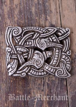 Gutschnalle Keltisches Wesen