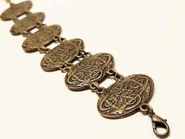Armband keltische Hunde