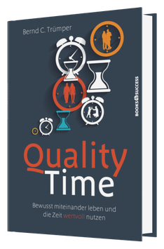 Quality Time, Premiumausgabe, Hardcover mit Schutzumschlag