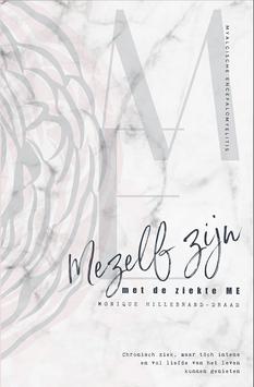 Boek: MEzelf zijn met de ziekte ME door Monique Hillebrand-Draad