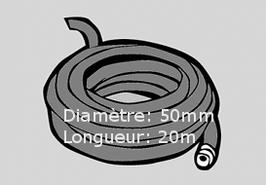 D:50mm - 20m