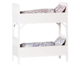 Doppelbett Small off white