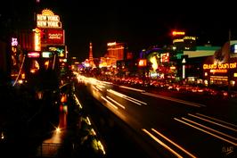 Un nuit à Las Vegas