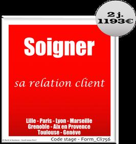 12 - Soigner sa relation Client - 2 jours