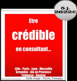 11 - Etre crédible en consultant… - 5 jours