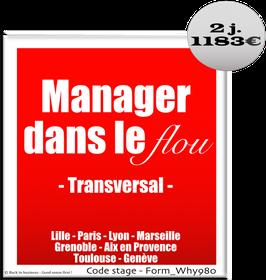 49 - Manager dans le flou - Transversal - 2 jours