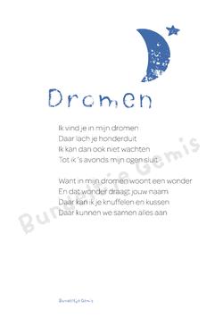 Poster - Dromen