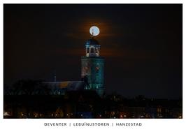 Lebuïnustoren, Deventer