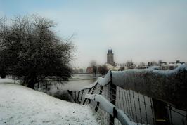 Thema winter: Winter in Deventer