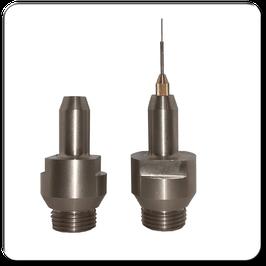 Adapter R 1/2″ für Schaft F
