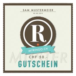 ®INGO GESCHENK GUTSCHEIN