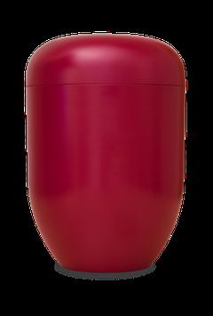 B1-3 Bio-Urne perlrubinrot