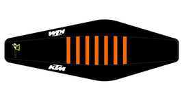 Sitzbankbezug Factory KTM Canvas Black Limited Edition