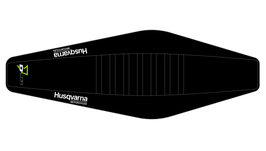 Sitzbankbezug Factory Rockstar Husqvarna 2020 Grey Edition