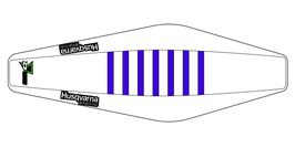 Sitzbankbezug Factory Husqvarna Demo White Limited Edition