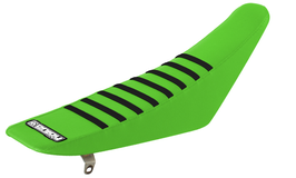 Sitzbankbezug Kawasaki Green Top - Green Sides - Black Ribs