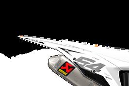 Numberplates Factory KTM Ripple White Limited Edition mit eurer eigenen Startnummer