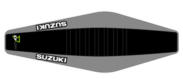 Sitzbankbezug Factory Suzuki Greyness Limited Edition