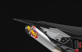 Numberplates Factory KTM Carbon Beige Limited Edition mit eurer eigenen Startnummer