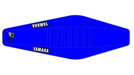 Factory Sitzbankbezug Yamaha Blue Top - Blue Sides - Blue Ribs