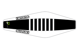 Sitzbankbezug Factory Suzuki White Limited Edition