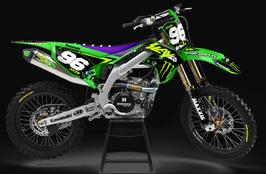 Dekor Axell Hodges Kawasaki Limited Edition 2021