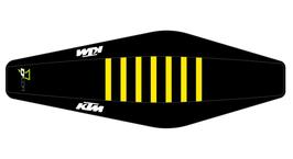 Sitzbankbezug Factory KTM Ultimate Yellow Limited Edition