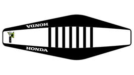 Factory Sitzbankbezug Honda White Top - Black Sides - Black Ribs