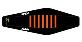 Sitzbankbezug Factory KTM Ultimate Orange Limited Edition